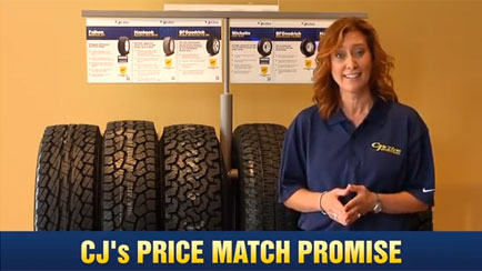 CJ's Tire Multimedia Services Promotion Video