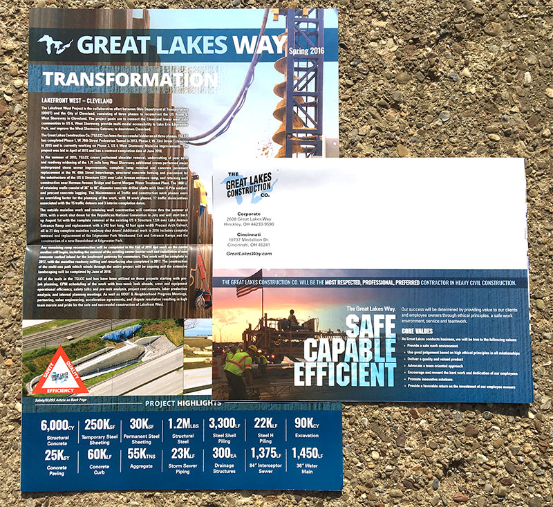 Great Lakes Way Newsletter