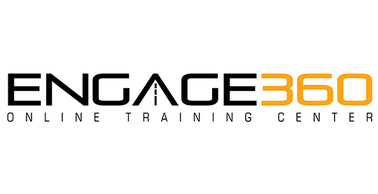 Engage360 Training Logo