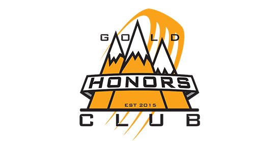 Continental Tire GOLD Honors Club Logo