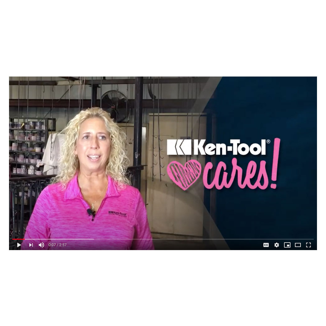 Ken-Tool Cares Campaign Promotion Video