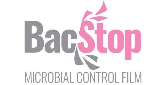 BacStop Microbial Control Film Logo