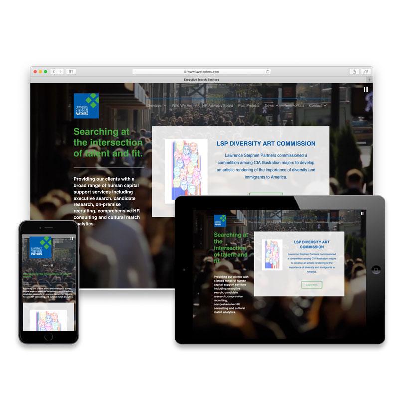 Lawrence Stephen Partners Website